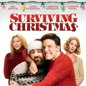 worked on the Surviving Christmas film
